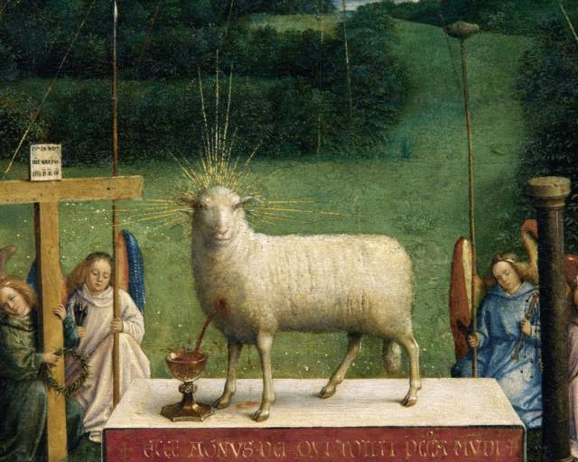 Mystic lamb
